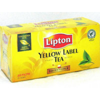 LIPTON YELLOW THE' CONFEZ....