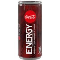 COCA COLA ENERGY DRINK...