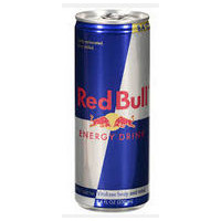RED BULL ENERGY DRINK...